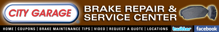 City Garage Brake Repair and Service Center